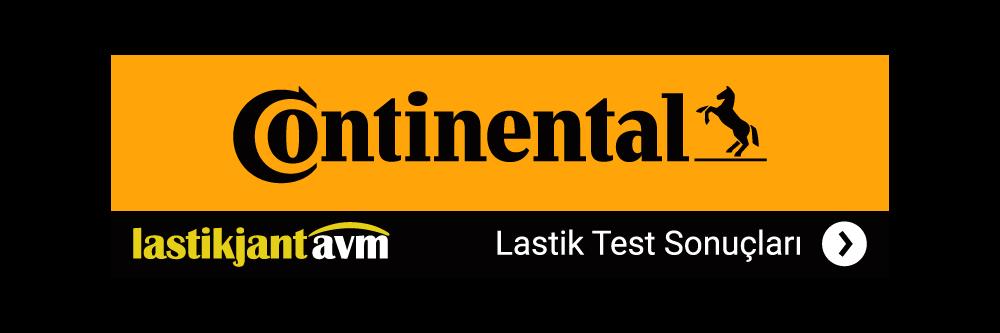 Continental Lastik Test Sonuçları