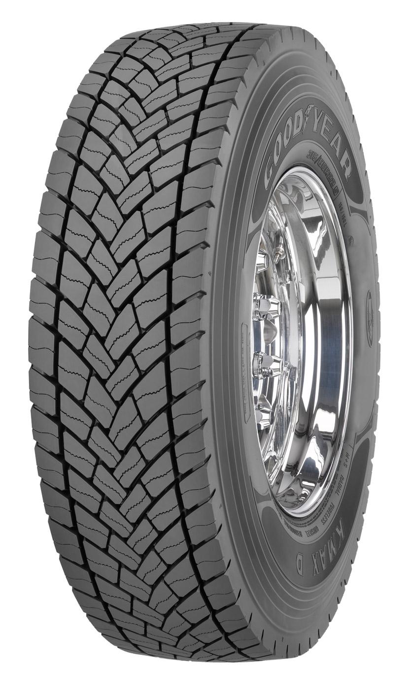 Goodyear 225/75R17.5 129/127M Kmax D 3 fiyatları