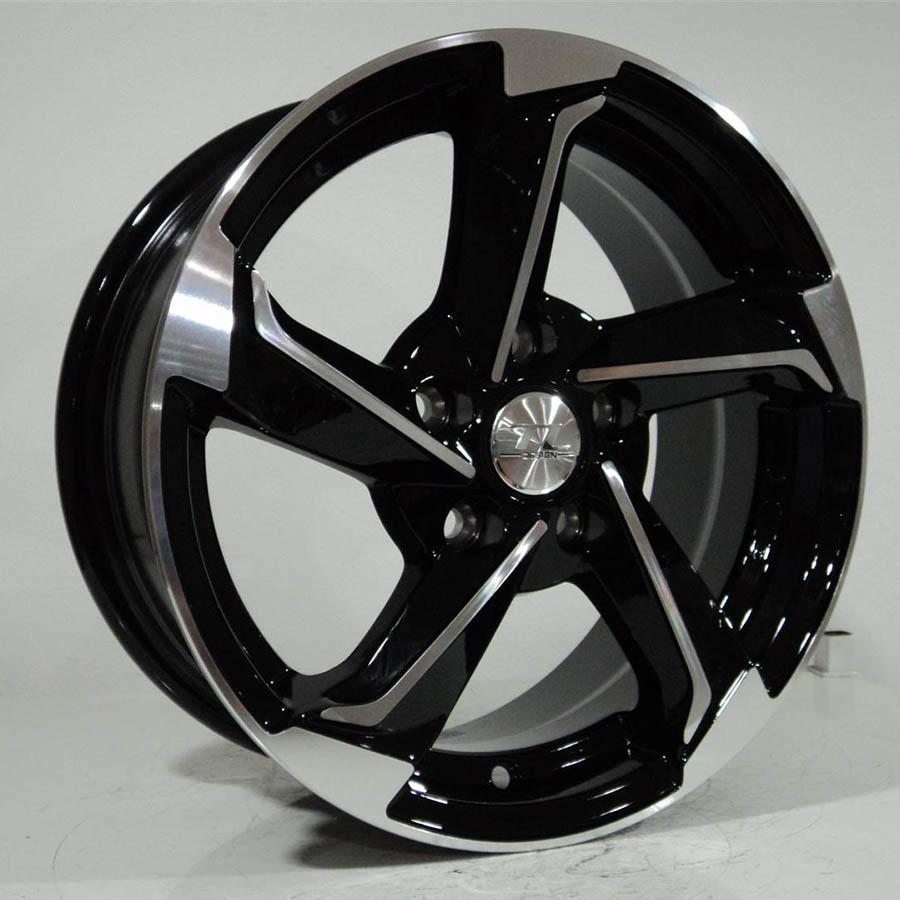 Tailong TL-5170 6x14 5x100 ET35 57.1 BLACK MACHINED xL fiyatları